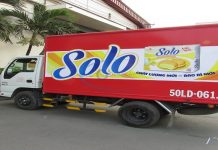 Giấy phép quảng cáo trên xe tải