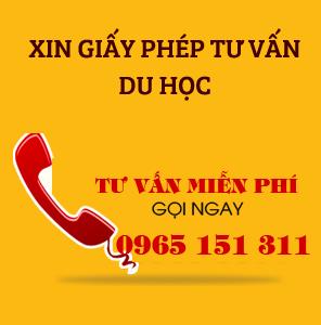 hotline tư vấn du học