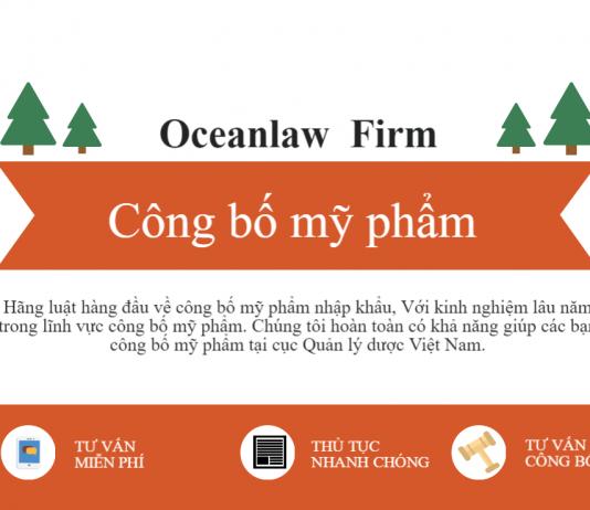 infographic công bố mỹ phẩm tại oceanlaw
